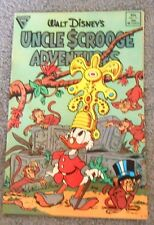 Walt Disney's Uncle Scrooge Adventures No.11 January 1989 Comic Book