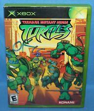Teenage Mutant Ninja Turtles (Microsoft Xbox, 2003)
