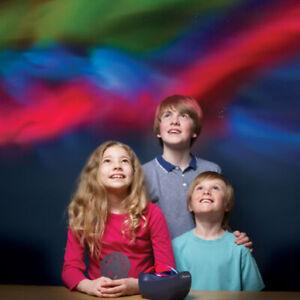 Aurora Lights Projector - Kids Space Glow Projection Light