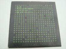 Blur CD-Single-Promo: Music Is My Radar  ::Brit Pop