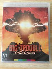 Big Trouble in Little China Blu-Ray (Arrow)