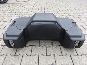 Suzuki LTA750 King Quad Koffer Heck Koffer 8020