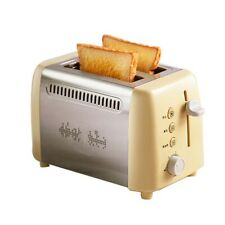 Electric Bread Toaster Machine Sandwich Maker Breads Toasted Baking Kitchen Tool