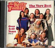 THE KELLY FAMILY - THE VERY BEST - CD