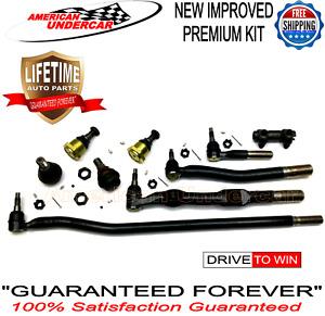Lifetime Ball Joint Tie Rod Rebuild Kit for Dodge Ram 4500 5500 2008 - 2012