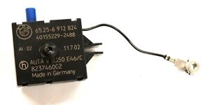 BMW OEM E46 CONVERTIBLE ANTENNA AMP AMPLIFIER FM MODULE CONTROL UNIT 65206912824