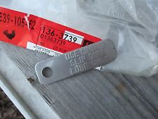NEW GM POSI TRAC LIMITED SLIP TAG 1971-1988 CHEVROLET PONTIAC BUICK OLDS 1363739