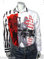 punk  joe Strummer clash shirt by Sexy Hooligans