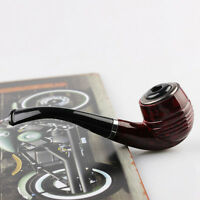 Fashion Handmade Gift Vogue Noble Durable Plastic Tobacco Pipe Smoking Pipes New