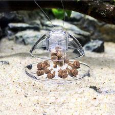 Plastic Aquarium Tank Snail Catcher Trap Snail Planaria Worm Leech Trapper