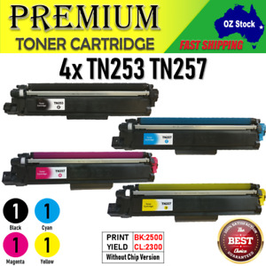 Generic TN253 TN257 toners or DR253CL drum for MFCL3750CDW HL-L3230CDW L3510CDW