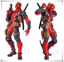 Cartoon Legends X-men DEADPOOL Super Hero Action Figure Collectible Model AUU