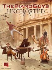 The Piano Guys Uncharted Learn to Play POP Chart Hits Cello PIANO Music Book