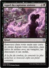 MTG Magic XLN - (x4) Grim Captain's Call/Appel du capitaine sinistre, French/VF