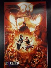 BILL & TED GO TO HELL #1 JESSE JAMES COMICS EXCEED EXCLUSIVE COVER BOOM NM