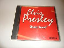 Cd  Elvis Presley - Rockin Around Vol 3