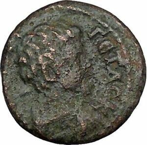 GETA Marcianopolis in Moesia Inferior Ancient VINTAGE Roman Coin EAGLE i48494