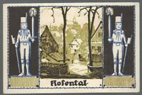 Notgeld - Schneeberg - Stadt Schneeberg- 50 Pfennig - 1921 - Bild 4 - Rosental