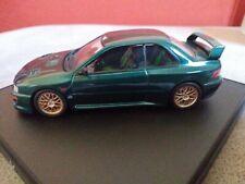 Trofeu Subaru Impreza WRC Roadcar. Metallic Green 1:43 RARE