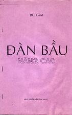 Dan Bau Video Lesson-plus Viet manual plus Free English companion -