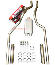For 99-01 Silverado 1500 133 Wheel Base New Made USA Muffler Exhaust Pipe System