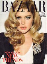 Harper's Bazaar Magazine July 2009 Supermodel Doutzen 071817nonjhe