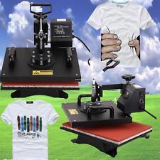 "15.6""X12.4"" Termopressa Pressa a Caldo Printing Transfer T-Shirt consegna rapida"