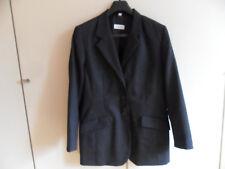 Damenjacket, Damenblazer, dunkelgrau, Größe 42, amalfi, Schurwolle