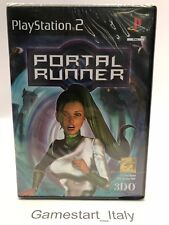 PORTAL RUNNER - SONY PS2 - VIDEOGIOCO NUOVO SIGILLATO - NEW SEALED PAL VERSION