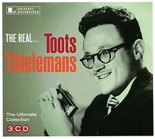 Toots Thielemans : The Real ... Toots Thielemans (3 CD)