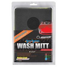 NANOSKIN AUTOSCRUB Clay WASH MITT(MEDIUM)LAST 4XLONGER CLAY BAR AS-010