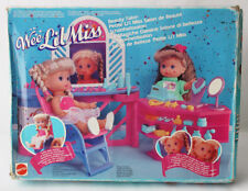 VINTAGE VERY RARE MATTEL 1990 GIRLS TOYS 56 PAGES CATALOG BARBIE CHERRY LIL NEW