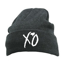 Original Schwarzmarkt Knitted Cap Cap Beanie Hat Model XO THE WEEKND; Obey King