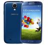 Unlocked Smartphone Samsung Galaxy S4 GT-I9500 13MP Camera 16GB NFC - Blue