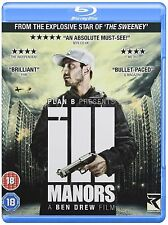 Ill Manors Blu Ray (Riz Ahmed) Disc Only