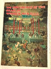108 Movements of the Shaolin Wooden-Men Hall #1 (Pt. 1) Paperback