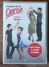 DVD : Passion de la Danse Rock 1 Salsa 1