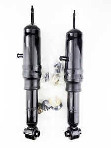 VY VZ HSV Avalanche & Holden Adventra Monroe Rear Shock Absorbers Auto Leveling