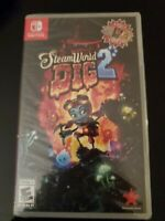 SteamWorld Dig 2 (Nintendo Switch, 2018) Brand New / Factory Sealed - FAST SHIP