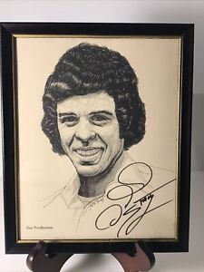 1976 Goodyear Tire Don Snake Prudhomme Signed 8x10 Autograph Picture