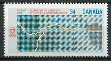 Canada 1986 Winter Olympics 1st Issue SG 1191 MNH mint *COMBINED SHIPPING*