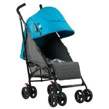 Girls Prams & Strollers with Adjustable Back Rest