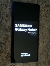 SAMSUNG GALAXY Note 9 SM-N960X 128GB *LIVE DEMO UNIT*