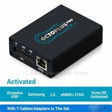 Octoplus Pro Caja Con Cables (Samsung + LG + EMMC/Jtag + FRP + Sony Ericsson activación)