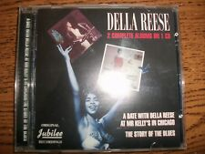 Della Reese-A Date With Della/Story Of The Blues-1997 Westside-UK!