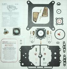 1958-69 ULTIMATE CARB KIT-W/DIAPHRAGM & FLOATS FORD MUSTANG MOTORCRAFT 4100 NEW