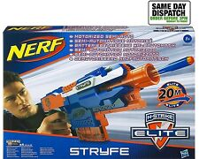 Nerf n-strike elite stryfe blaster quick charge semi automatique feux upto 20m