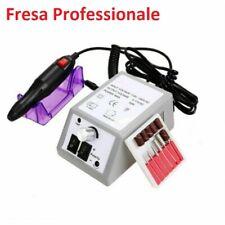 Fresa Professionale Per Unghie Manicure Pedicure Ricostruzione Alta Qualità Nail