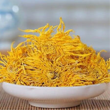 Herbal Tea 4 Pieces Gold Huang Ju Chrysanthemum A Large Cup of Organic In Summer
