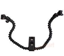 Macro Shot Flexible Dual-arm Dual-shoe Flash Bracket Holder Mount Fr DSLR Camera